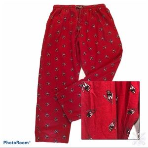 Polo Ralph Lauren Polo Bear Skiing PJ Bottoms XL